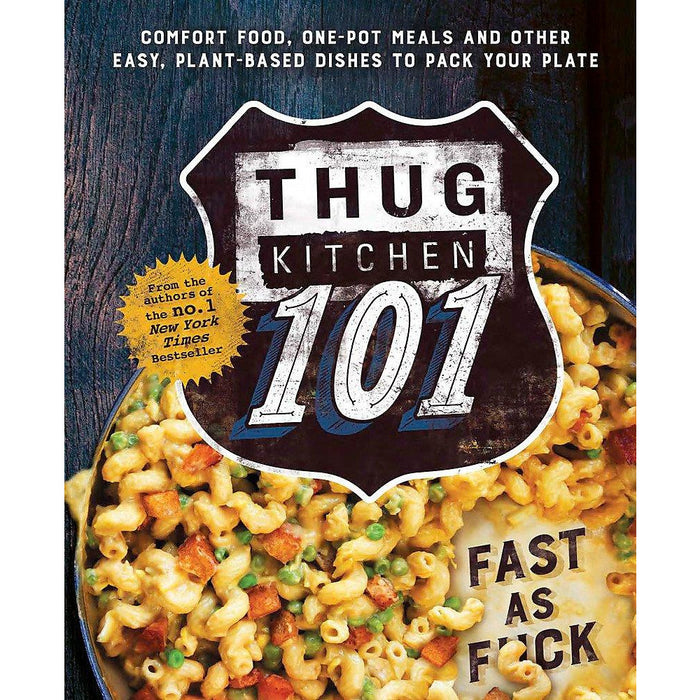 Thug Kitchen 101: Fast as F*ck - The Book Bundle
