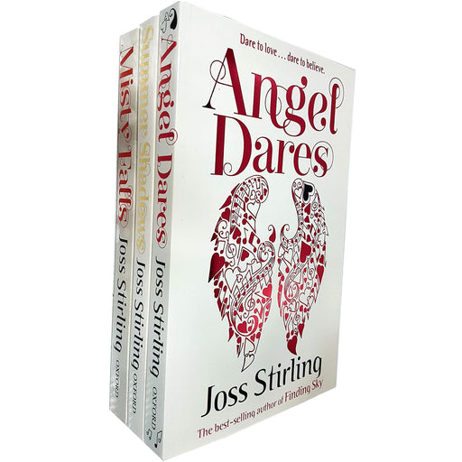 Finding Sky Series Joss Stirling Collection 3 Books Set (Angel Dares, Summer Shadows, Misty Falls) - The Book Bundle