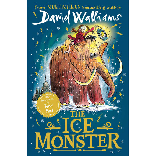 The Ice Monster: New in paperback from multi-million bestseller David Walliams - The Book Bundle