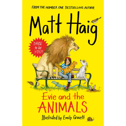 Evie and the Animals By Matt Haig - The Book Bundle