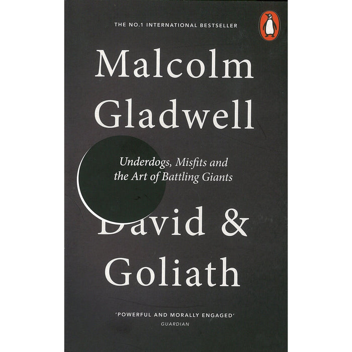 Malcolm Gladwell Collection 2 Books Set (David and Goliath, Talking to Strangers [Hardcover]) - The Book Bundle