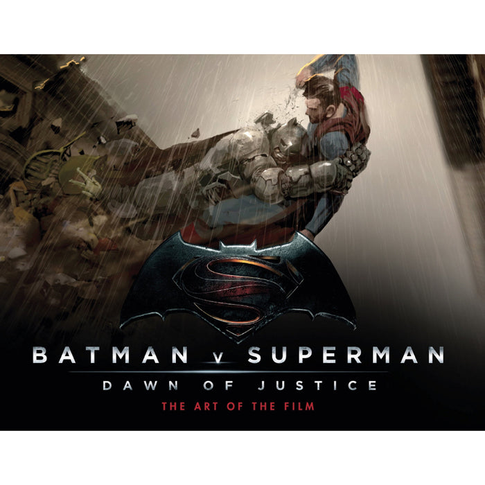 Batman Vs Superman: Dawn Of Justice: The Art of the Film (Batman V Superman) - The Book Bundle