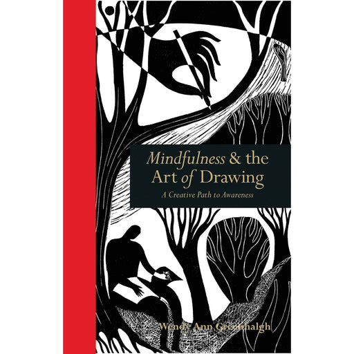 Mindfulness & the Art of Drawing: A Creative Path to Awareness - The Book Bundle