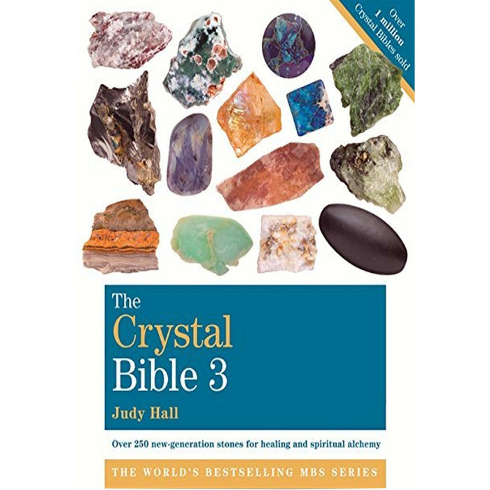 The Crystal Bible Collection 3 Books Set (The Crystal Bible, The Crystal Bible 2, The Crystal Bible 3) - The Book Bundle