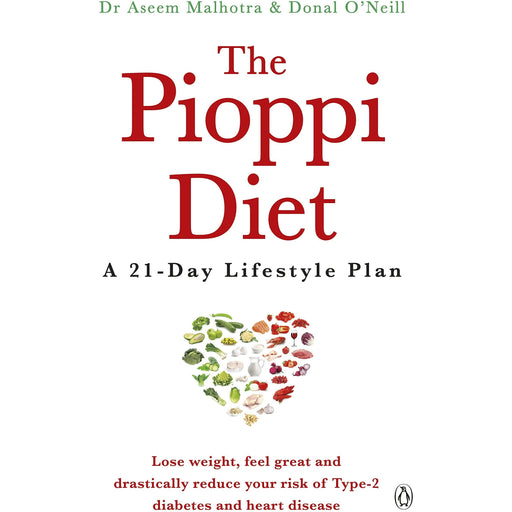 The Pioppi Diet: A 21-Day Lifestyle Plan. As followed by Labour MP Tom Watson - The Book Bundle
