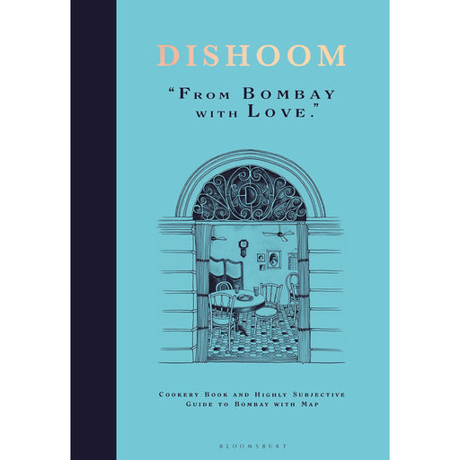 Dishoom: The first ever cookbook from the much-loved Indian restaurant - The Book Bundle