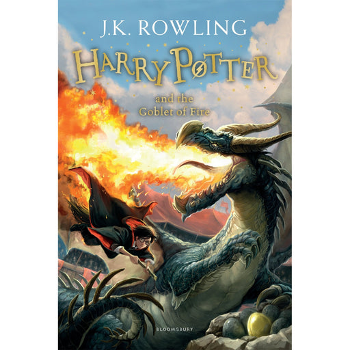 Harry Potter and the Goblet of Fire, Book 4 - The Book Bundle