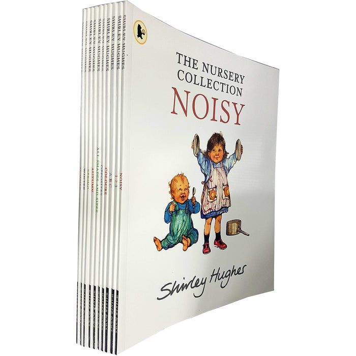The Shirley Hughes Nursery Collection - 10 Books - The Book Bundle