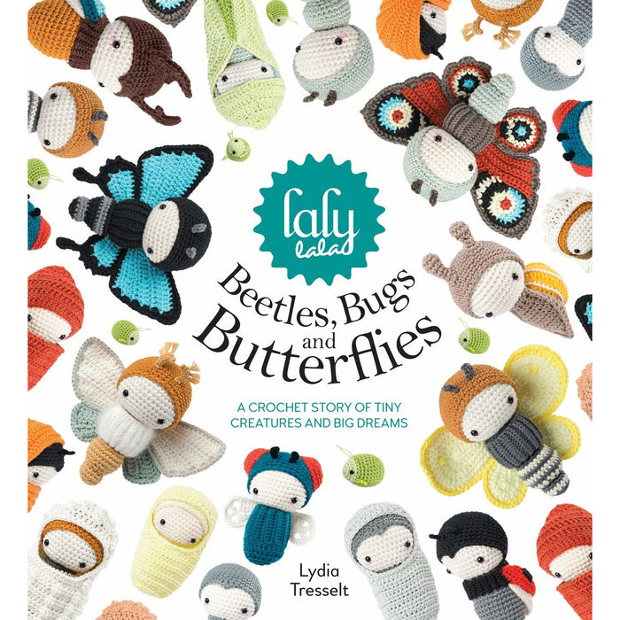 Animal Friends of Pica Pau, Lalylala's Beetles Bugs and Butterflies [Hardcover] By Yan Schenkel & Lydia Tresselt 2 Books Collection Set - The Book Bundle