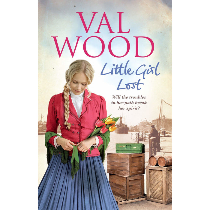 Val Wood Collection 8 Books Set - The Book Bundle