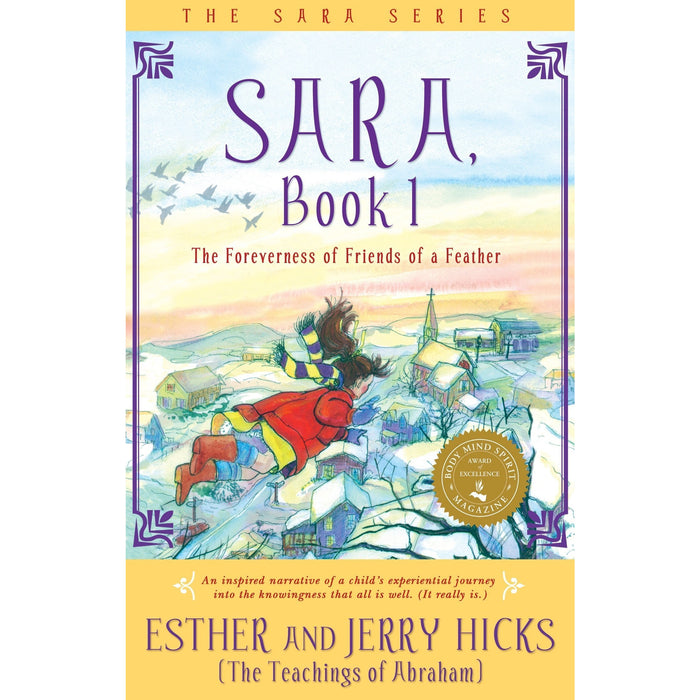 Sara, book 1 to 3 esther hicks collection 3 books set - The Book Bundle