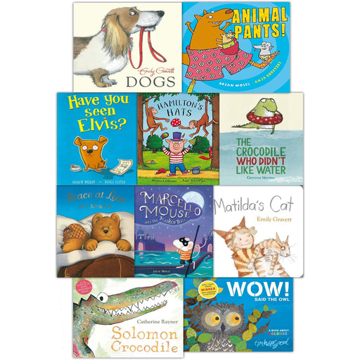 Animal Magic Collection - 10 Books - The Book Bundle