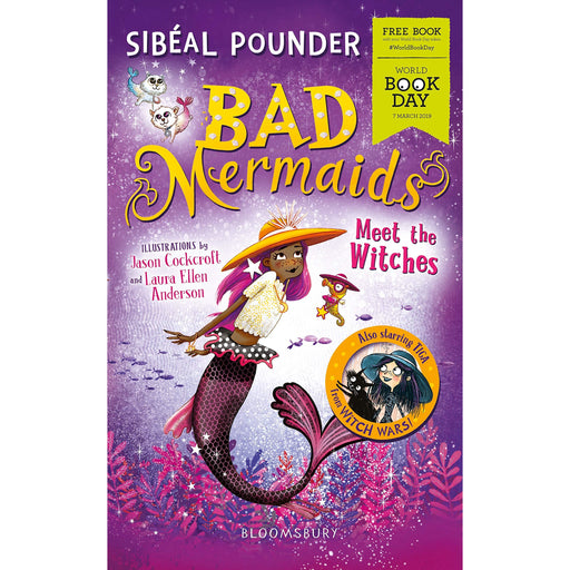 Bad Mermaids Meet the Witches: World Book Day 2019 - The Book Bundle