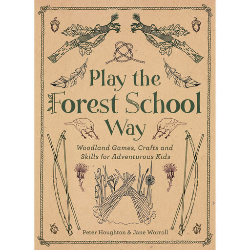 Play the Forest School Way - The Book Bundle