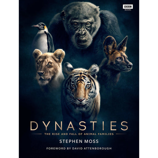 Dynasties: The Rise and Fall of Animal Families (TV Tie in) - The Book Bundle