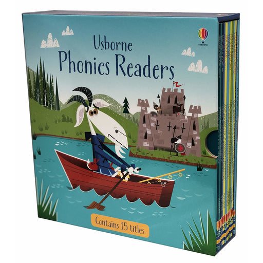 Phonics Set X 15 - The Book Bundle