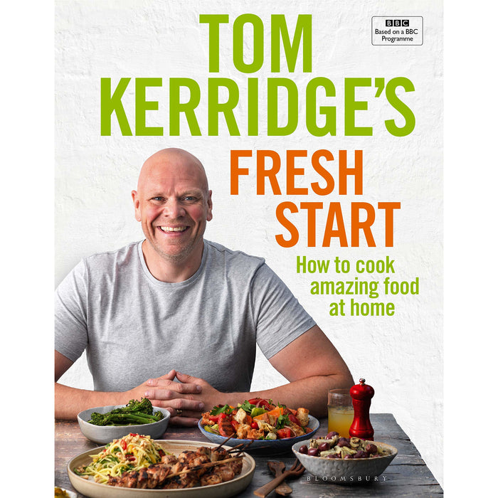 Tom Kerridge Collection 4 Books Set (Tom Kerridge's Dopamine Diet, Fresh Start, Lose Weight for Good, Lose Weight & Get Fit) - The Book Bundle