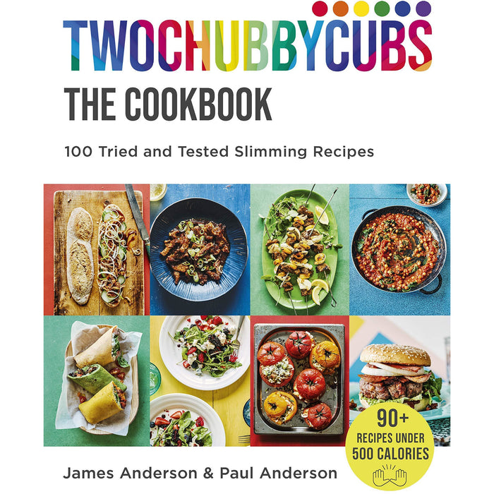 A Change of Appetite [Hardcover], Twochubbycubs The Cookbook [Hardcover], Tasty & Healthy F*ck That's Delicious 3 Books Collection Set - The Book Bundle