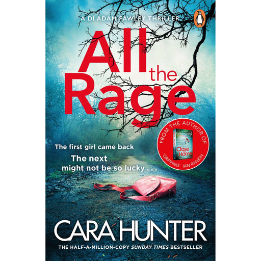 All the Rage: The new 'impossible to put down' thriller from the Richard and Judy Book Club bestseller 2020 - The Book Bundle