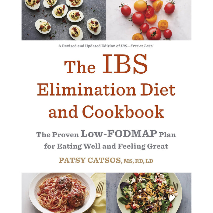 The IBS Elimination Diet and Cookbook: The Low-Fodmap Plan for Eating Well and Feeling Great - The Book Bundle