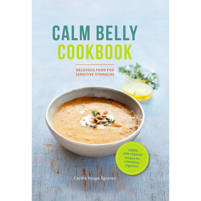 Calm Belly Cookbook: Delicious Food for Sensitive Stomachs - The Book Bundle