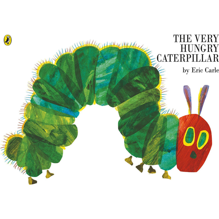 The Very Hungry Caterpillar - The Book Bundle