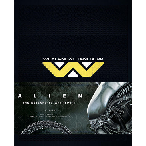 Alien - The Weyland -Yutani Report - The Book Bundle