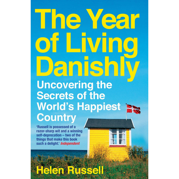 The Year of Living Danishly and Hygge Comfort & Food For The Soul 2 Books Bundle Collection - Uncovering the Secrets of the World's Happiest Country - The Book Bundle
