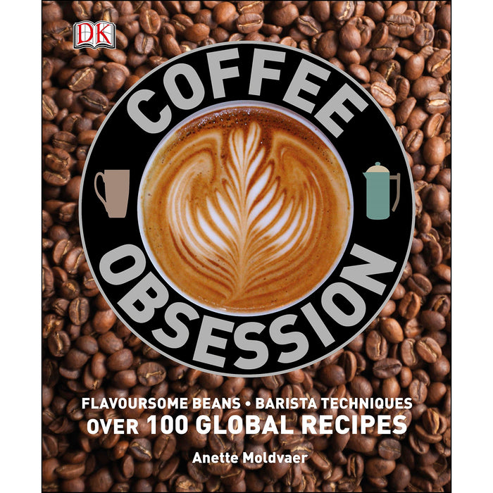 Coffee Obsession - The Book Bundle