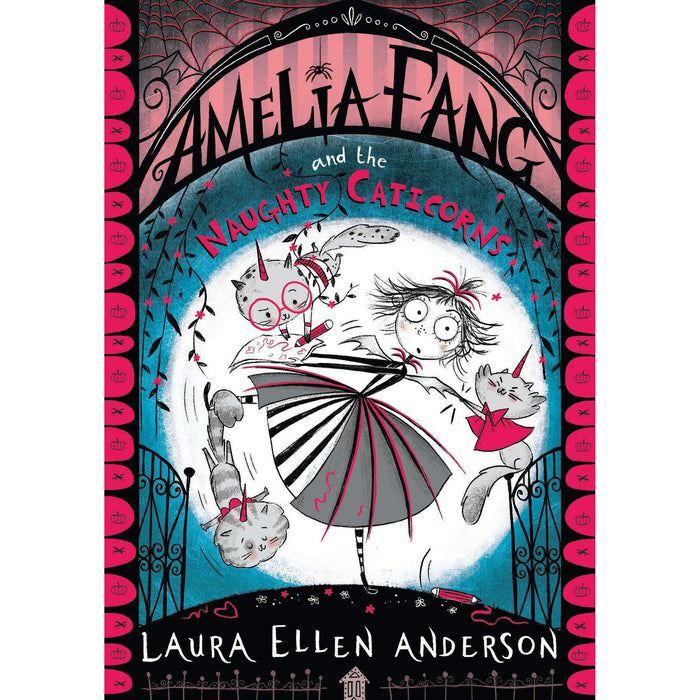 The Amelia Fang 7 Books Collection Set By Laura Ellen Anderson - The Book Bundle