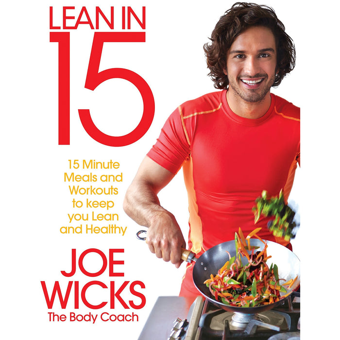 Lean in 15 and Fuel for Life 2 Books Bundle Collection - The Book Bundle