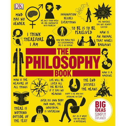 The Philosophy Book - The Book Bundle