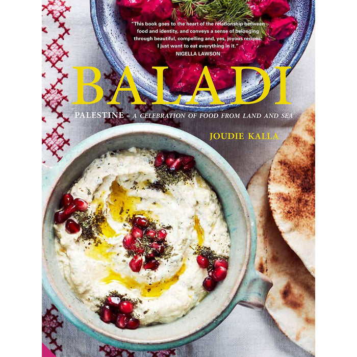 Baladi: Palestine - a celebration of food from land and sea - The Book Bundle