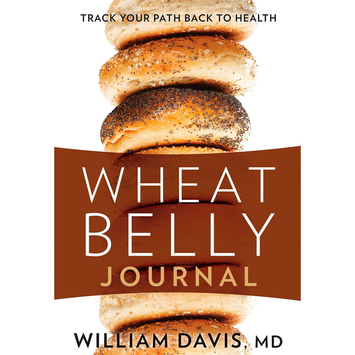 Wheat Belly Journal - The Book Bundle