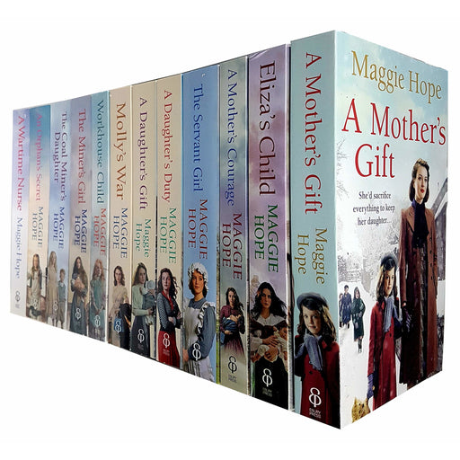 Maggie Hope Collection 12 Books Set - The Book Bundle
