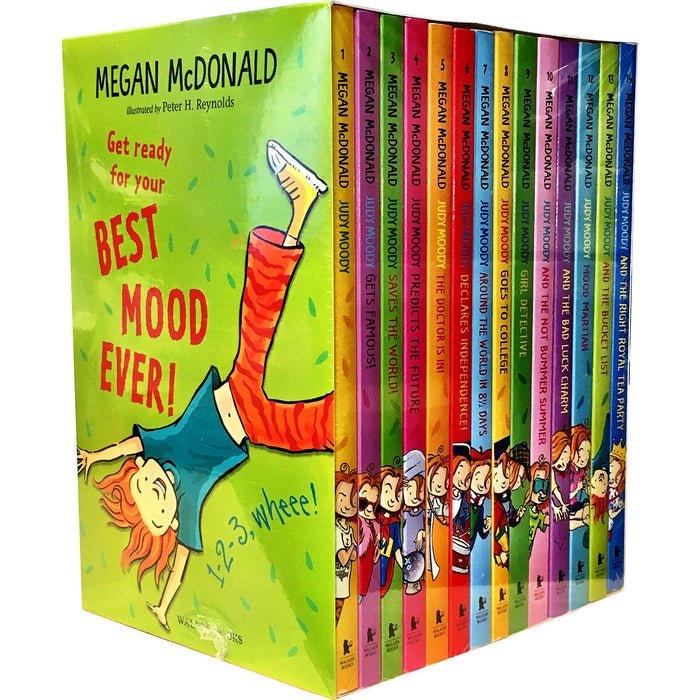 Judy Moody 14 Book Collection Set Product Bundle - The Book Bundle
