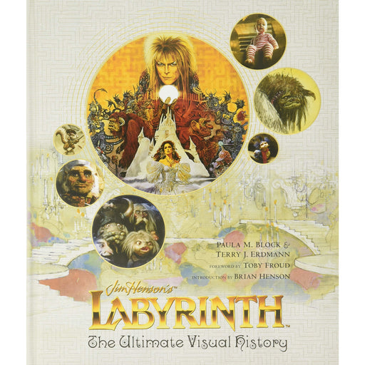 Labyrinth: The Ultimate Visual History - The Book Bundle