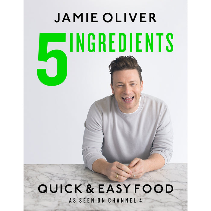 5 simple ingredients slow cooker and 5 ingredients - quick & easy food [hardcover] 2 books collection set - The Book Bundle