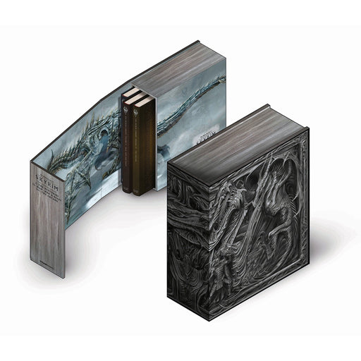 The Skyrim Library - Volumes I, II & III (Box Set): 1-3 - The Book Bundle