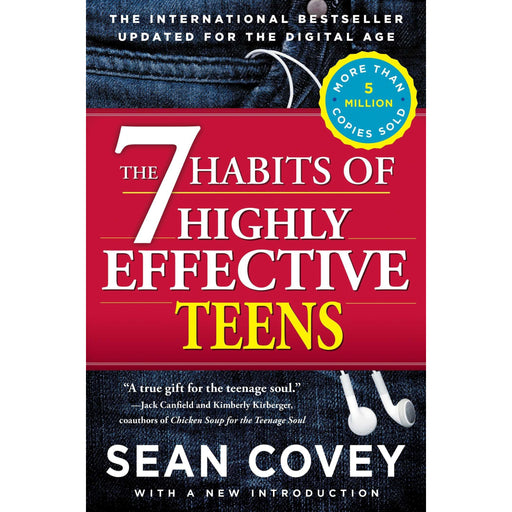 The 7 Habits of Highly Effective Teens Paperback - The Book Bundle