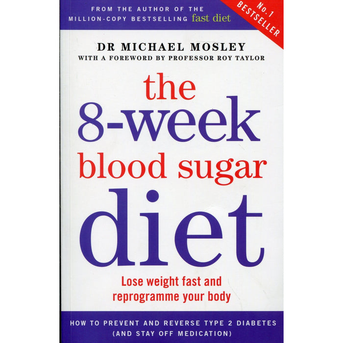8-week blood sugar diet and how to lose weight for good 2 books collection set - The Book Bundle