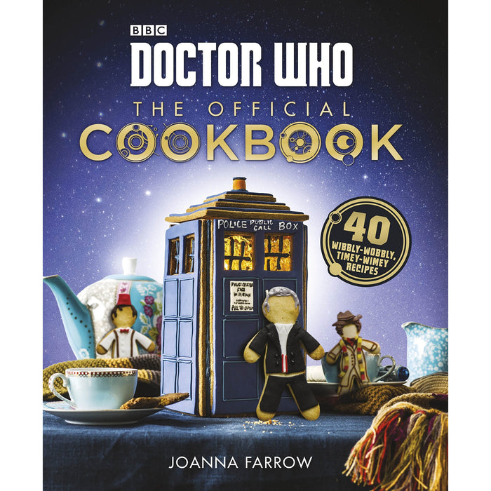 Doctor Who: The Official Cookbook - The Book Bundle