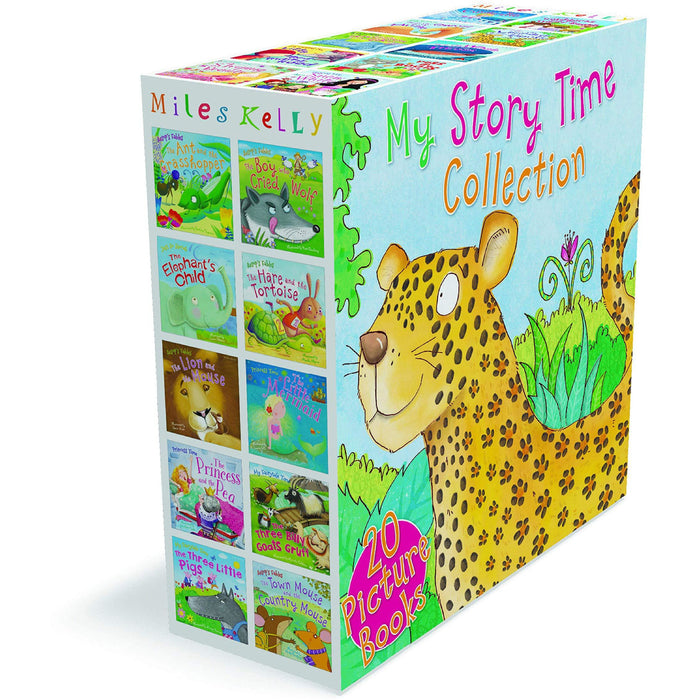 My Story Time Collection Box Set - The Book Bundle