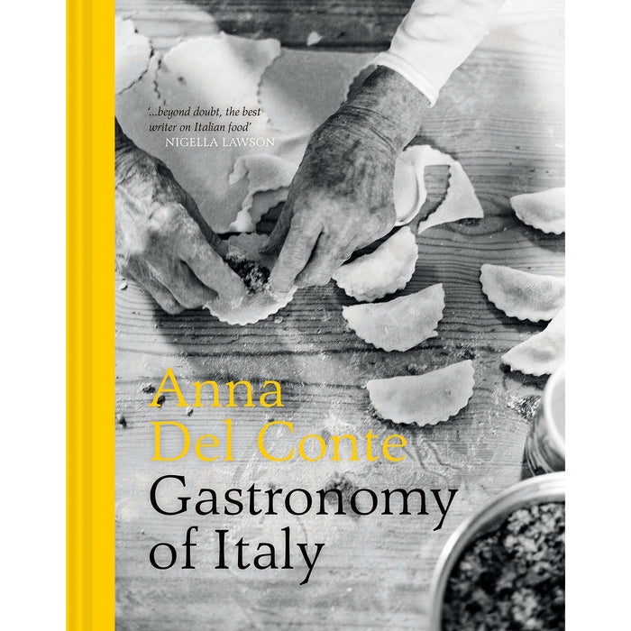 Gastronomy of Italy - The Book Bundle