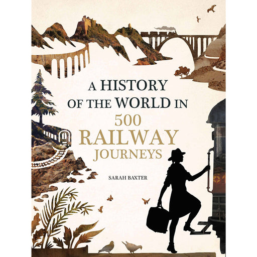 History of the World in 500 Railway Journeys - The Book Bundle