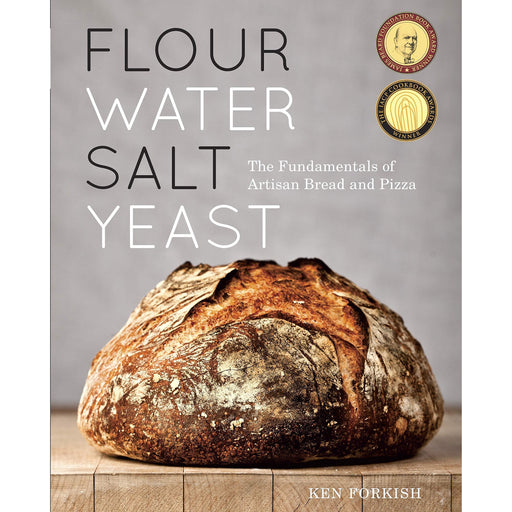 Flour Water Salt Yeast: The Fundamentals of Artisan Bread and Pizza - The Book Bundle