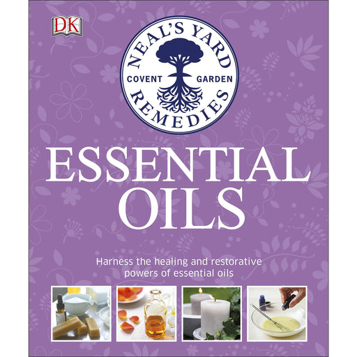 Neal's Yard Remedies Essential Oils - The Book Bundle