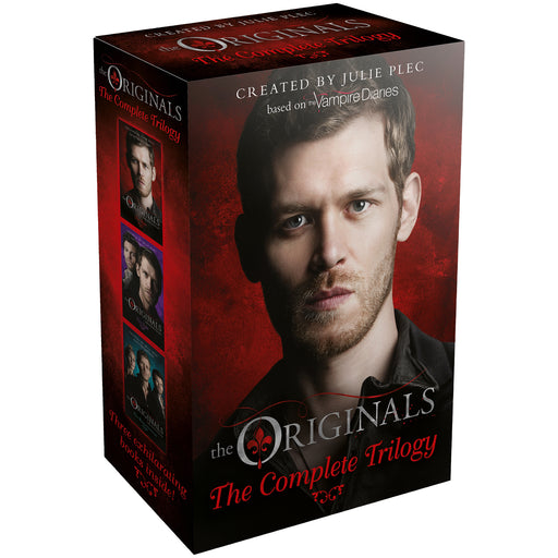 The Originals Series Complete Trilogy 3 Books Collection Set by Julie Plec (The Rise, The Loss & The Resurrection) - The Book Bundle