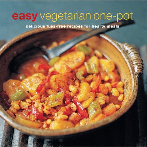 Easy Vegetarian One Pot (Cookery) - The Book Bundle