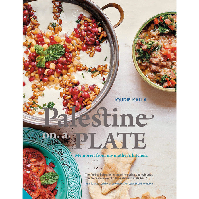 East Meera Sodha, Palestine on a Plate 2 Books Collection Set - The Book Bundle